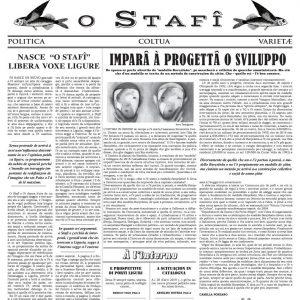 """""""O Stafì"""", l'informazione in genovese"""
