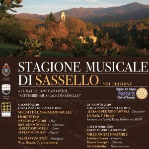 A Sassello torna la musica