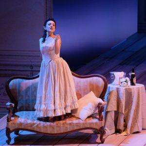 Rosa Feola, una nuova Violetta