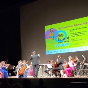 L'Orchestra Giovanile Paganini: una bella realtà