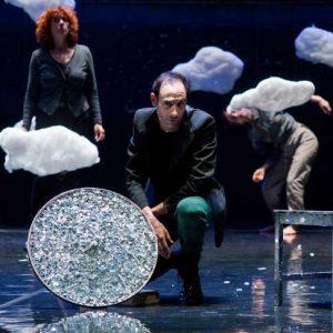"""Teatro Modena, una formidabile """"Tintarella di Luna"""" unisce parola e danza"""