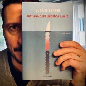 """Parlando di """"Disturbo della pubblica quiete"""" con Luca Bizzarri"""