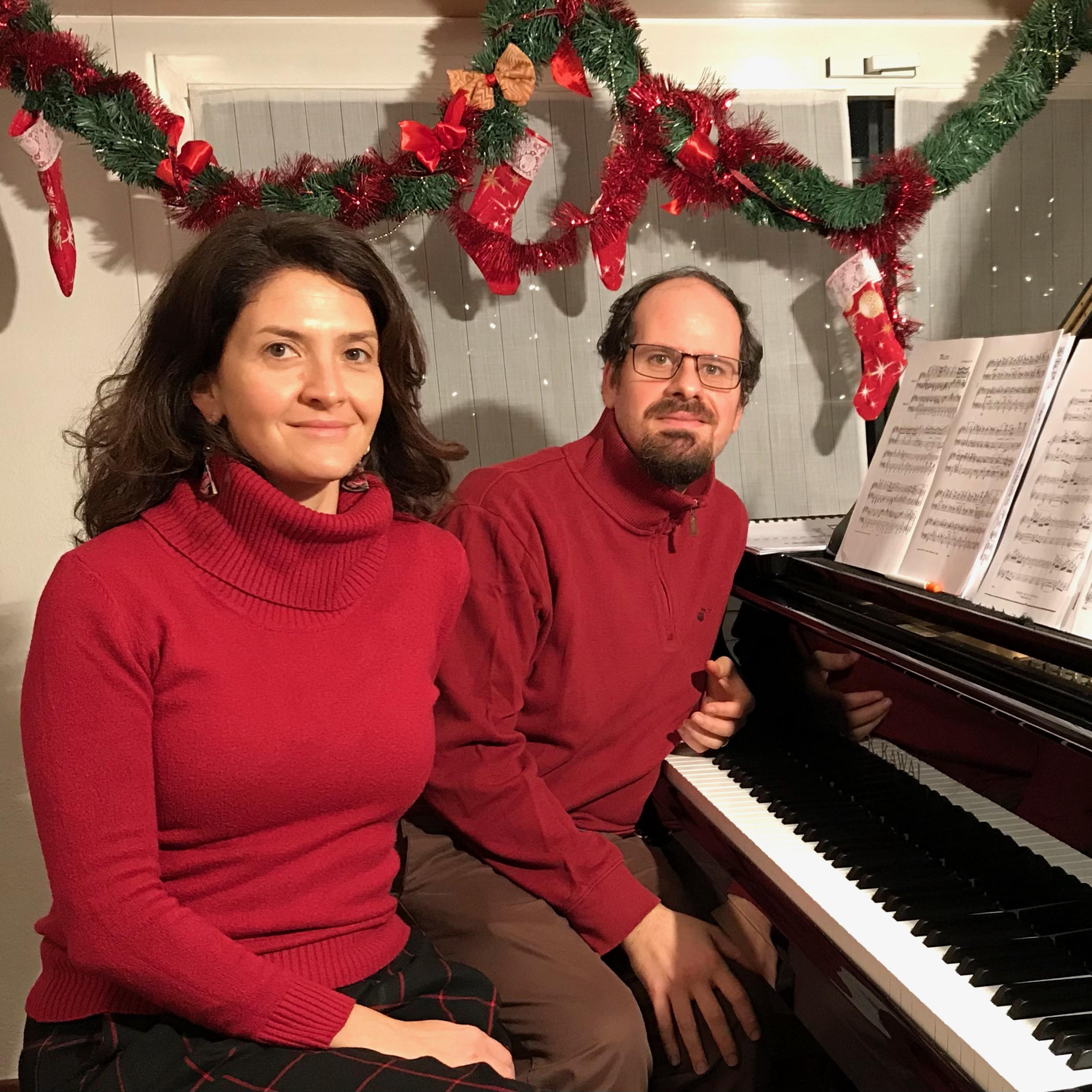 Read more about the article Messa e Bonuccelli in duo streaming per gli auguri in musica