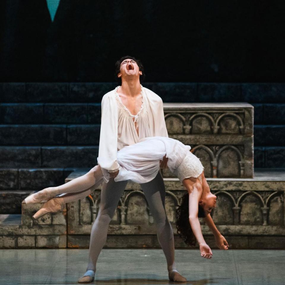 Read more about the article Shakespeare  a passo di danza
