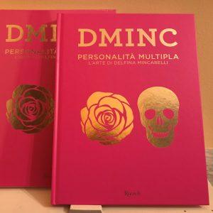 """""""DMINC.Personalità multipla"""", nelle librerie la nuova monografia di arte contemporanea"""