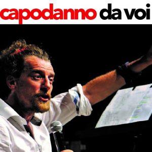 Politeama Genovese, Maurizio Lastrico è l'artista con cui passare il Capodanno in streaming