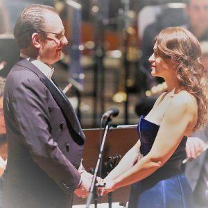 Teatro Carlo Felice, il concerto di Capodanno con  Andriy Yurkevych, Serena Gamberoni, Francesca Benitez, Francesco Meli e Michele Patti
