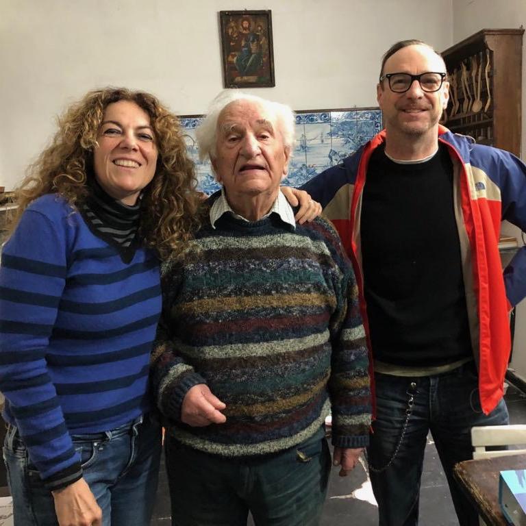 Read more about the article Un partigiano negli States