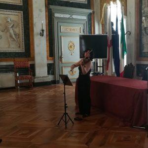 Read more about the article Fabiola Tedesco: violino virtuoso, dal Barocco al Novecento