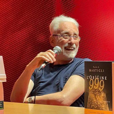 """Read more about the article """"999 L'Origine"""", il nuovo romanzo storico di Carlo Martigli"""