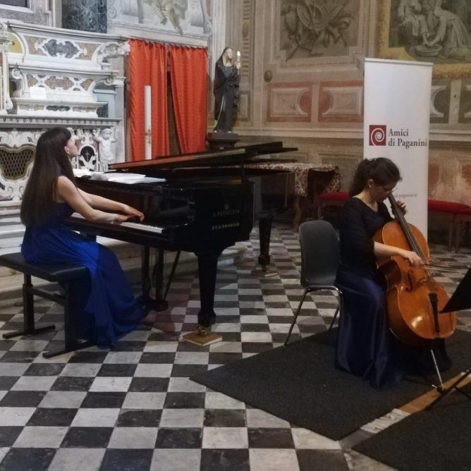 Read more about the article Levanto: Cello & Friends, laboratori e concerti per conoscere gli strumenti