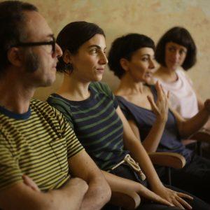Read more about the article Lapsus Lumine, un contrabbasso e tre voci in dialogo per sperimentare