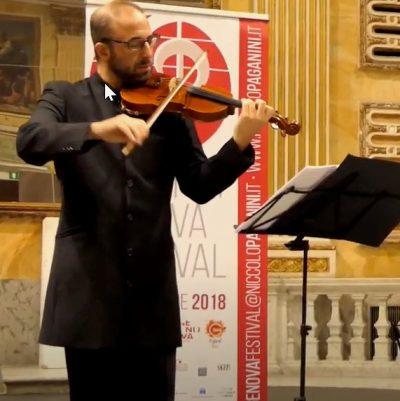 """Read more about the article """"Paganini e dintorni"""" si svela agli  appassionati tra concerti e approfondimenti"""