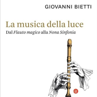 """Read more about the article Libri, Giovanni Bietti racconta """"La musica della luce""""  lasciando aperto il finale"""